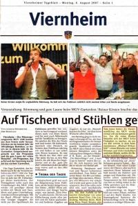 Viernheimer Tageblatt