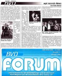 BVD Forum 11
